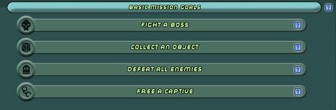 mission goals basic