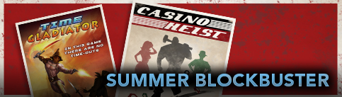 Summer Blockbuster Event