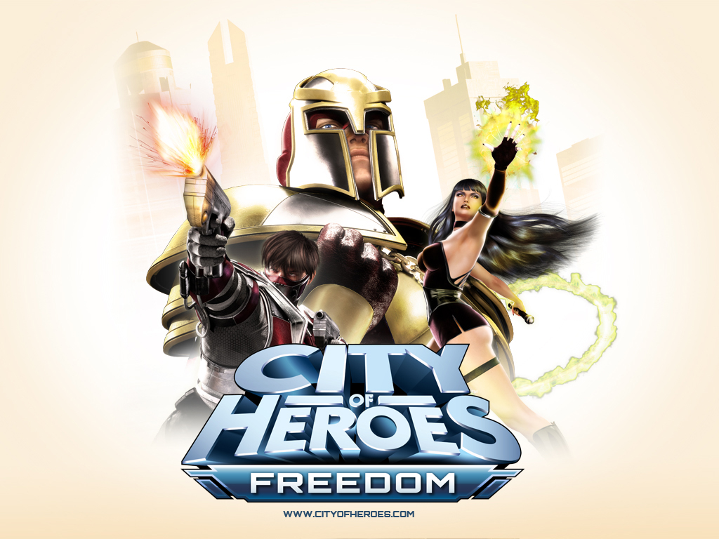 Wallpapers   City of Heroes® : The World's Most Popular ...